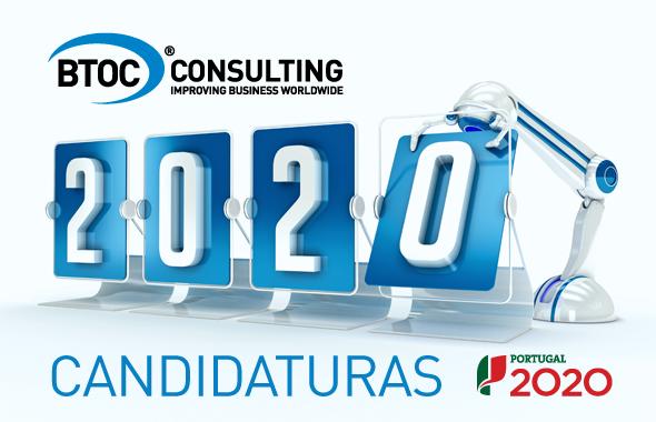 Apoio a candidatura programa 2020 BTOC Consulting